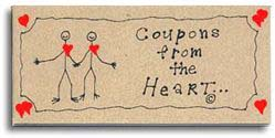 Coupons from the Heart ©